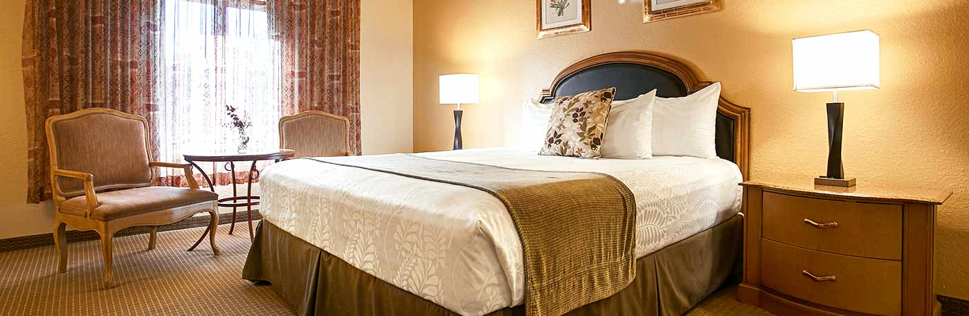 Best Western Chico comfortable beds