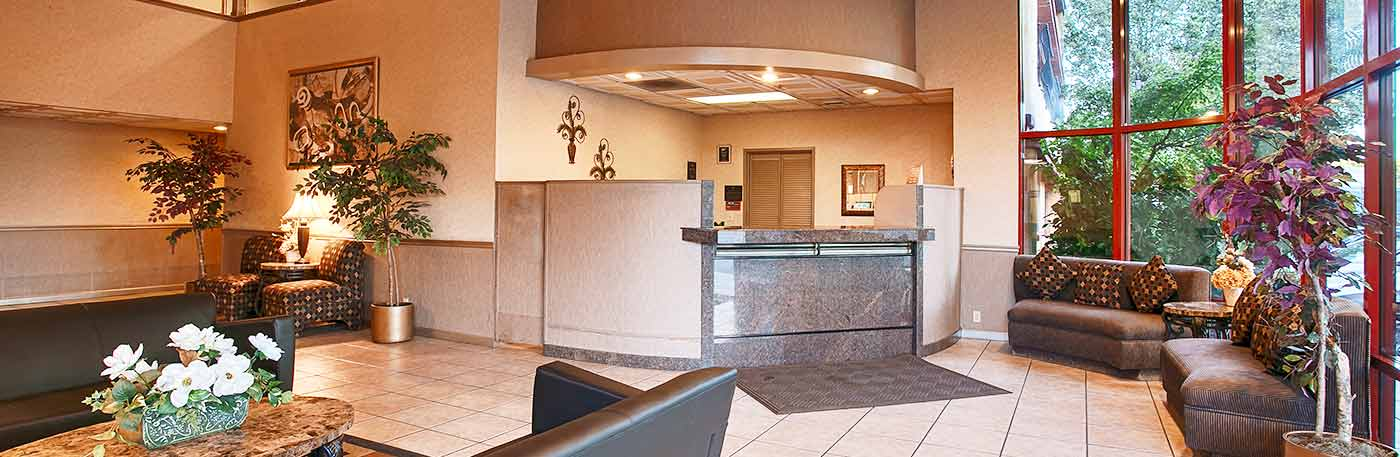 Welcome to Best Western Heritage Inn Chico
