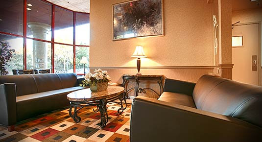 lobby - chico ca hotel