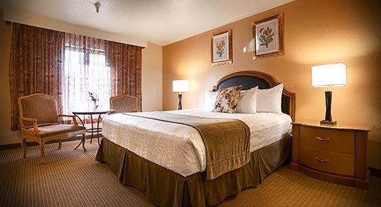 single bed - chico ca hotel
