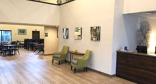 Photos of our hotel in Chico CA, Photo Gallery